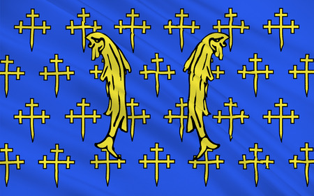 meuse: Flag of Meuse is a department in northeast France, named after the River Meuse. Meuse is part of the current region of Alsace-Champagne-Ardenne-Lorraine