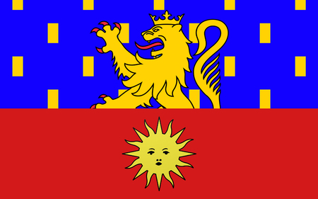 commune: Flag of Dole is a commune in the Jura department in the Franche-Comte region in eastern France, of which it is a subprefecture