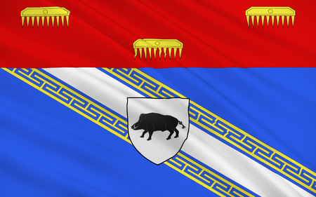 inhabitants: Flag of Ardennes is a department in the Alsace-Champagne-Ardenne-Lorraine region of northeastern France named after the Ardennes area. Its prefecture is the town Charleville-Mezieres. The inhabitants of the department are known as Ardennais or Ardennaises