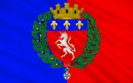 manche: Flag of Saint-Lo is a commune in north-western France, the capital of the Manche department in the region of Normandy.