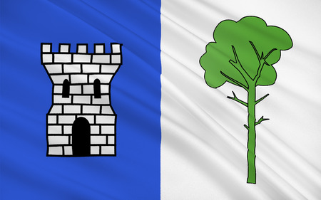 southeastern: Flag of La Tour-du-Pin is a commune in the Isere department in southeastern France
