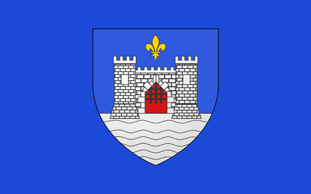 gironde department: Flag of Blaye is a commune and subprefecture in the Gironde department in Aquitaine in southwestern France.