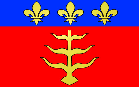 gascony: Flag of Montauban is a commune in the Tarn-et-Garonne department in the Midi-Pyr�n�es region in southern France