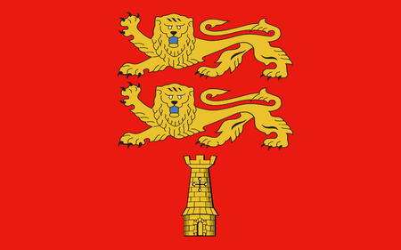 basse normandy: Flag of Lower Normandy is a former administrative region of France.