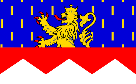 named: Flag of Jura is a department in the east of France named after the Jura mountains.