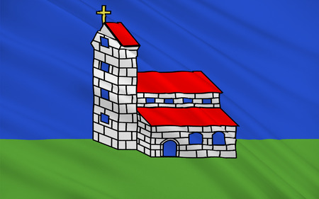 commune: Flag of Altkirch is a commune in the Haut-Rhin department in Alsace in north-eastern France.