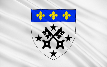 basse normandy: Flag of Lisieux is a commune in the Calvados department in the Normandy region in northwestern France. It is the capital of the Pays dAuge area