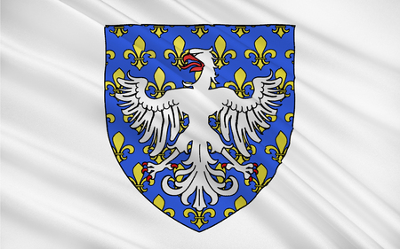 cantal: Flag of Le Puy-en-Velay is a commune in the Haute-Loire department in south-central France near the Loire river