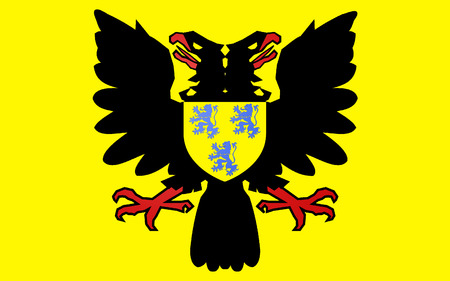nord: Flag of Cambrai is a commune in the Nord department and in the Nord-Pas-de-Calais region of France on the Scheldt river, which is known locally as the Escaut river.