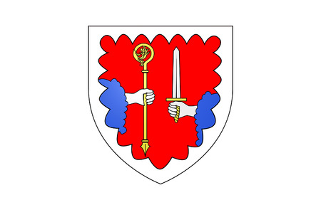 cantal: Flag of Haute-Loire is a department in south-central France named after the Loire River