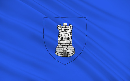 burgundy: Flag of Avallon is a commune in the Yonne department in Burgundy in central-eastern France.