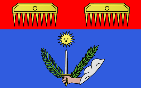 the ardennes: Flag of Charleville-Mezieres is a commune in northern France, capital of the Ardennes department in the Champagne-Ardenne region.