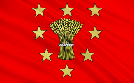the ardennes: Flag of Vouziers is a commune of the Ardennes department in northern France.