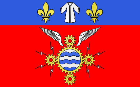 pontoise: Flag of Argenteuil is a commune in the northwestern suburbs of Paris, France