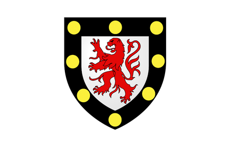 former: Flag of Chatellerault is a commune in the Vienne department in the Poitou-Charentes region in France. It is located in the northeast of the former province Poitou, and the residents are called Chatelleraudais.