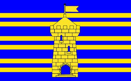 belfort: Flag of Territoire de Belfort  is a department in the Franche-Comte region of eastern France.