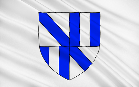 commune: Flag of Segre is a commune in the Maine-et-Loire department in western France