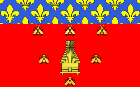 cantal: Flag of Brioude is a commune in the Haute-Loire department in the Auvergne region in south-central France. It lies on the banks of the River Allier, a tributary of the Loire.