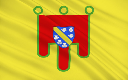 aurillac: Flag of Cantal is a department in south-central France. Residents are known as Cantaliens or Cantalous.