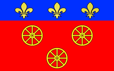 millau: Flag of Rodez is a town and commune in the South of the France, northeast of Toulouse. It is the prefecture of the department of Aveyron in the region of Midi-Pyrenees.