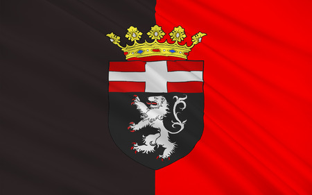 bilingual: Flag of Aosta is the principal city of Aosta Valley, a bilingual region in the Italian Alps