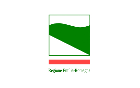 comprising: Flag of Emilia-Romagna is an administrative Region of Northern Italy, comprising the historical regions of Emilia and Romagna. Its capital is Bologna