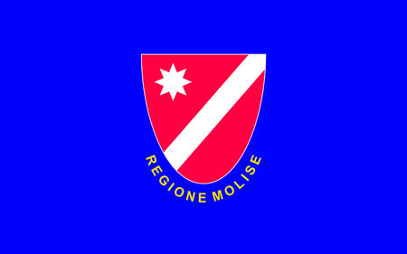 molise: Flag of Molise is a region of Southern Italy