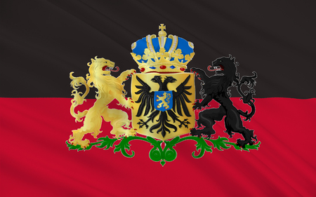 historically: Flag of Nijmegen historically anglicized as Nimeguen is a municipality and a city in the Dutch province of Gelderland