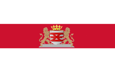 nederland: Flag of Enschede also known as Eanske in the local dialect of Twents, is a municipality and a city in the eastern Netherlands in the province of Overijssel and in the Twente region