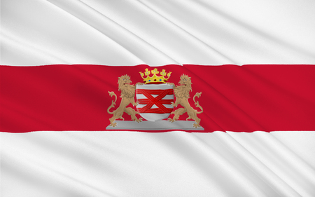 dialect: Flag of Enschede also known as Eanske in the local dialect of Twents, is a municipality and a city in the eastern Netherlands in the province of Overijssel and in the Twente region