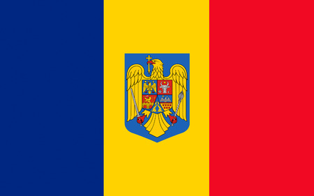 southeast europe: Flag of Romania is a republic in Southeast Europe