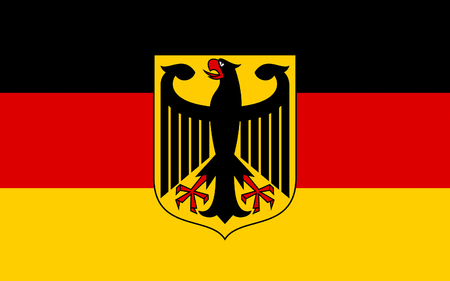 parliamentary: Flag of Germany officially the Federal Republic of Germany or FRG is a federal parliamentary republic in West-Central Europe