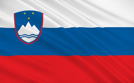 nation: Flag of Slovenia officially the Republic of Slovenia is a nation state in southern Central Europe