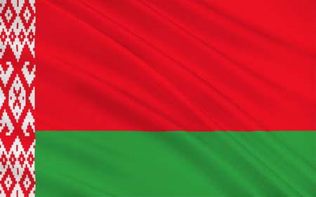 Flag of Belarus officially the Republic of Belarus, is a landlocked country in Eastern Europe. Its capital is Minsk