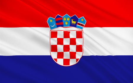 southeast europe: Flag of Croatia officially the Republic of Croatia is a sovereign state at the crossroads of Central Europe, Southeast Europe, and the Mediterranean. Its capital city is Zagreb