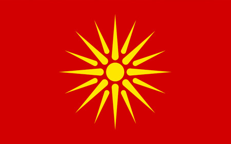 southeast europe: Flag of Macedonia officially the Republic of Macedonia is a country in the Balkan peninsula in Southeast Europe