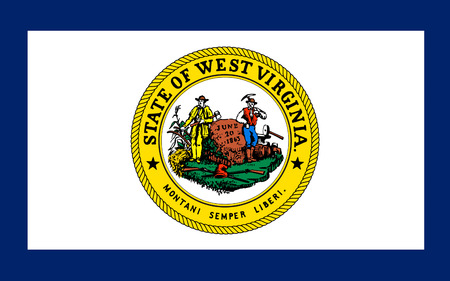 3d virginia: Flag of West Virginia is a state located in the Appalachian region of the Southern United States