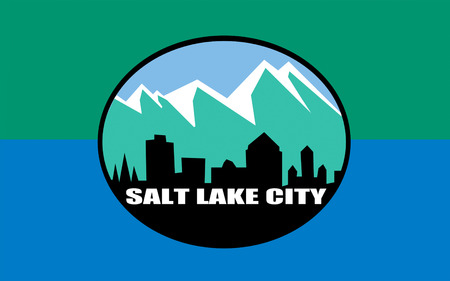salt lake city: Flag of Salt Lake City, often shortened to Salt Lake or SLC, is the capital and the most populous city in the U.S. state of Utah