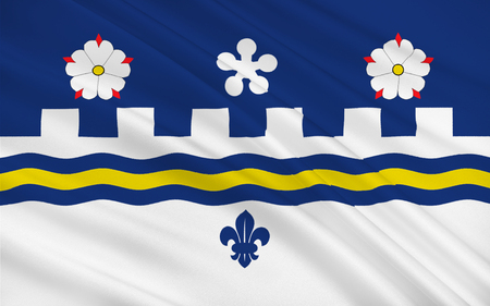 british columbia: Flag of Coquitlam is a city in the Lower Mainland of British Columbia, Canada