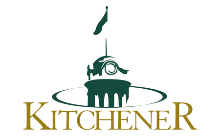 kitchener: Flag of City of Kitchener is a city in Southern Ontario, Canada