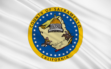orange county: Flag of Sacramento County is a county in the U.S. state of California