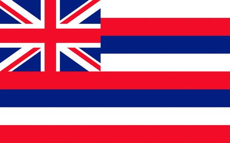 honolulu: Flag of Hawaii, Honolulu - United States