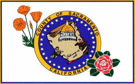 eldorado: Flag of Sacramento County is a county in the U.S. state of California