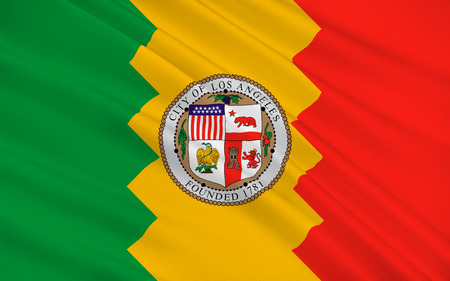 dorado: Flag of Los Angeles is the second-largest city in the United States after New York City, the most populous city in the state of California, and the county seat of Los Angeles County