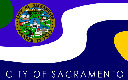 sacramento: Flag of Sacramento is the capital city of the U.S. state of California and the seat of Sacramento County