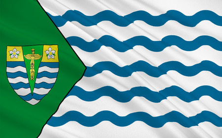 british columbia: Flag of Vancouver officially the City of Vancouver, is the most populous city in the Canadian province of British Columbia