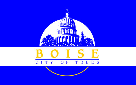 populous: Flag of Boise is the capital and most populous city of the U.S. state of Idaho, as well as the county seat of Ada County