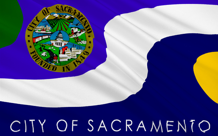 eldorado: Flag of Sacramento is the capital city of the U.S. state of California and the seat of Sacramento County