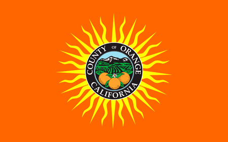 dorado: Flag of Orange County is a county in the U.S. state of California