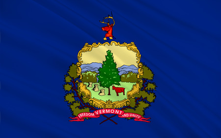new england: Flag of Vermont is a state in the New England part of the northeastern region of the United States